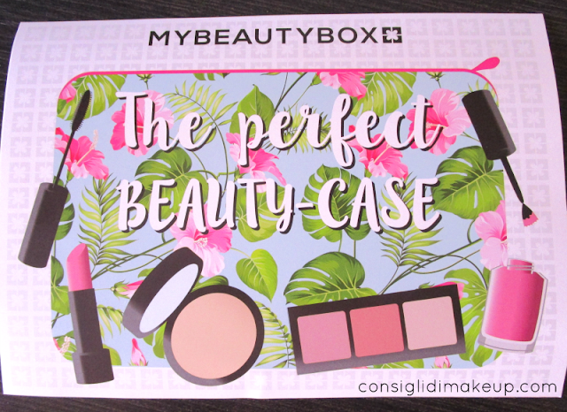MyBeautyBox Aprile 2016: The Perfect Beauty-Case