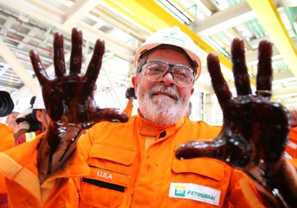 Resultado de imagem para Petrobras da era Lula