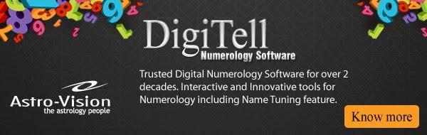 DigiTell Numerology Software