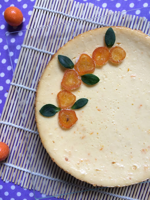 CHEESECAKE DE NARANJA Y CHOCOLATE RECETA