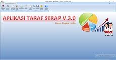 Download Aplikasi Taraf Serap Versi 2019