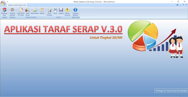 Download Aplikasi Taraf Serap Versi 2019