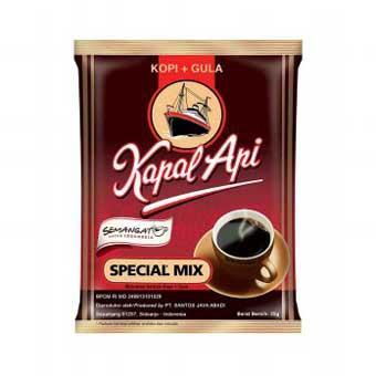 Cara membuat kopi instan dalam bahasa inggris Kapal Api