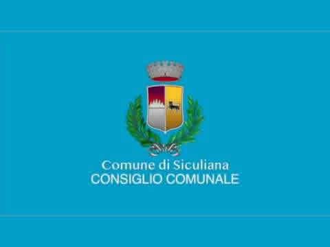 Consiglio Comunale: 23 maggio 2019 alle ore 18.00