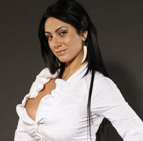 Marika fruscio italian tv