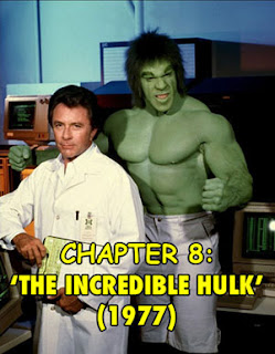 The Incredible Hulk tv show Marvel superhero review