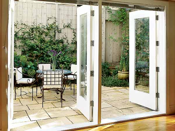 Laurrie 39 s garden diary february 2015 for Double open french doors
