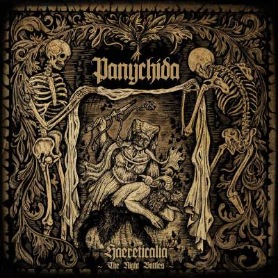 Panychida - Haereticalia - The Night Battles (Album Lyrics), Panychida - The Wild Hunt Assembly Lyrics, Panychida - Procession of the Dead Lyrics, Panychida - The Night Consumes the Light Lyrics, Panychida - Josafat (The Gathering) Lyrics, Panychida - In Striacium Instrumental, Panychida - Hunting the Witches Lyrics, Panychida - ...for I Don't Cause the Evil Lyrics, Panychida - The Livonian Werewolf Lyrics, Panychida - Perchtenlaufen Instrumental, Panychida - Alatyrĭ (live), Panychida - Three Pillars (live)