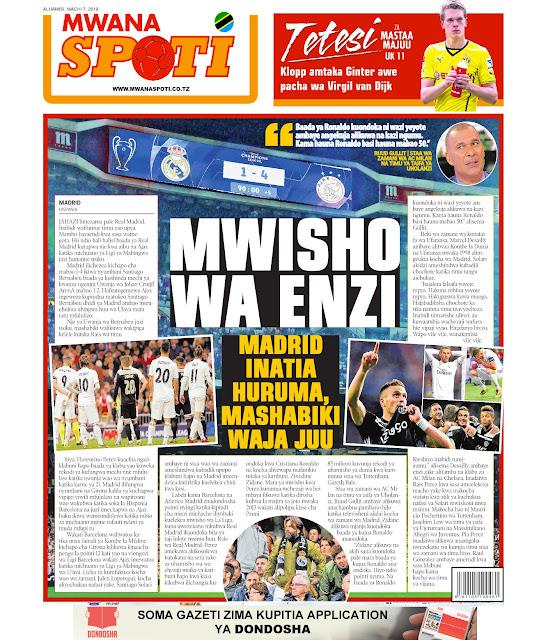 mwanaspoti-dondosha-magazeti-michezo