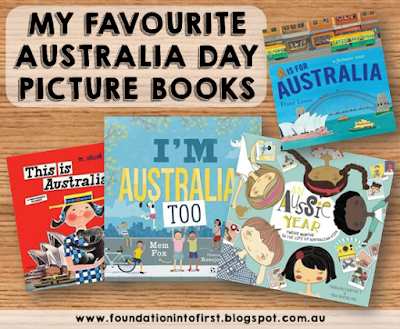 australia day, australia, picture books, books, children, foundation year, stories, primary, school, teaching