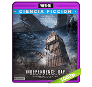 Independence Day Resurgence (2016) Web-DL 1080p Audio Ingles 5.1 – Subtitulada