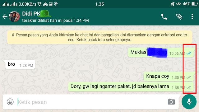 tanda centang whatsapp