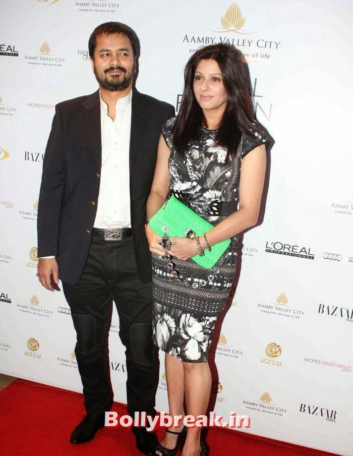 Celebs at AVIBFW 2013, Hot Celebs at India Bridal Fashion Week 2013