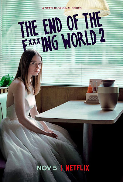 Poster of The End of the Fucking World Season 2 Dual Audio [Hindi-DD5.1] 720p HDRip ESubs Download