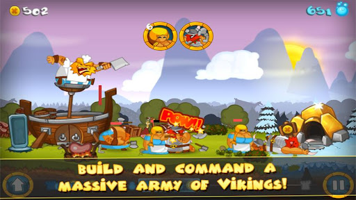 Swords and Soldiers v1.0.9 APK