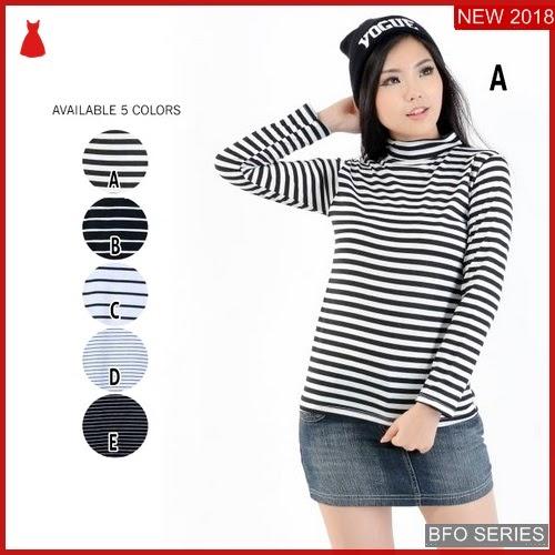 BFO003B45 Fashion Model BAJU BLOUSE Jaman Now ATASAN BMGShop