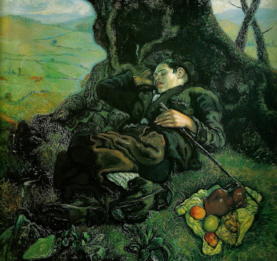 Manuel López Garabal, Maestros españoles del retrato, Pintores españoles, Retratos de Manuel López Garabal