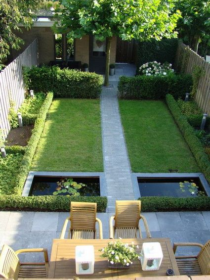 Ideas in Small Courtyards 4