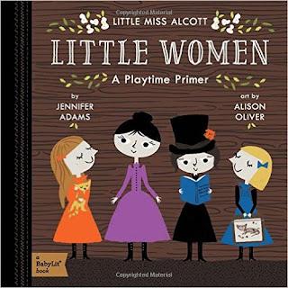 Little Women: A BabyLit® Playtime Primer PDF