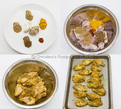 how to make cream chicken indian style
