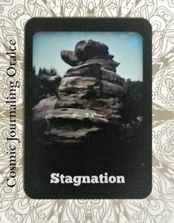 stagnation why waiting can be good for you cosmic journaling oracle
