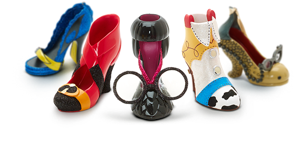 Store En Decorativos Disney Zapatos De Collector Fan Colección fqwxPCFZ