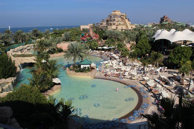 Hotel Atlantis, en Palm Jumeirah