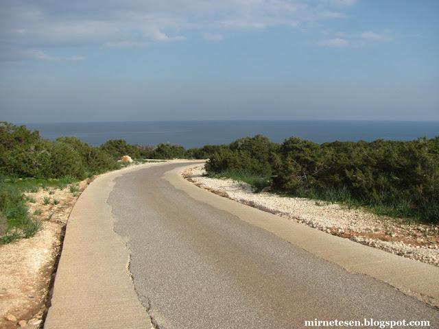 Каво Греко, Кипр - можжевеловый лес, море