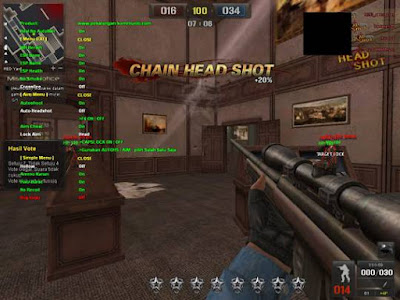 Cheat Pointblank Indo