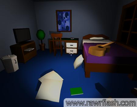 Jogos online de puzzle, 3D, ladrão, roubar casa: The Very Organized Thief
