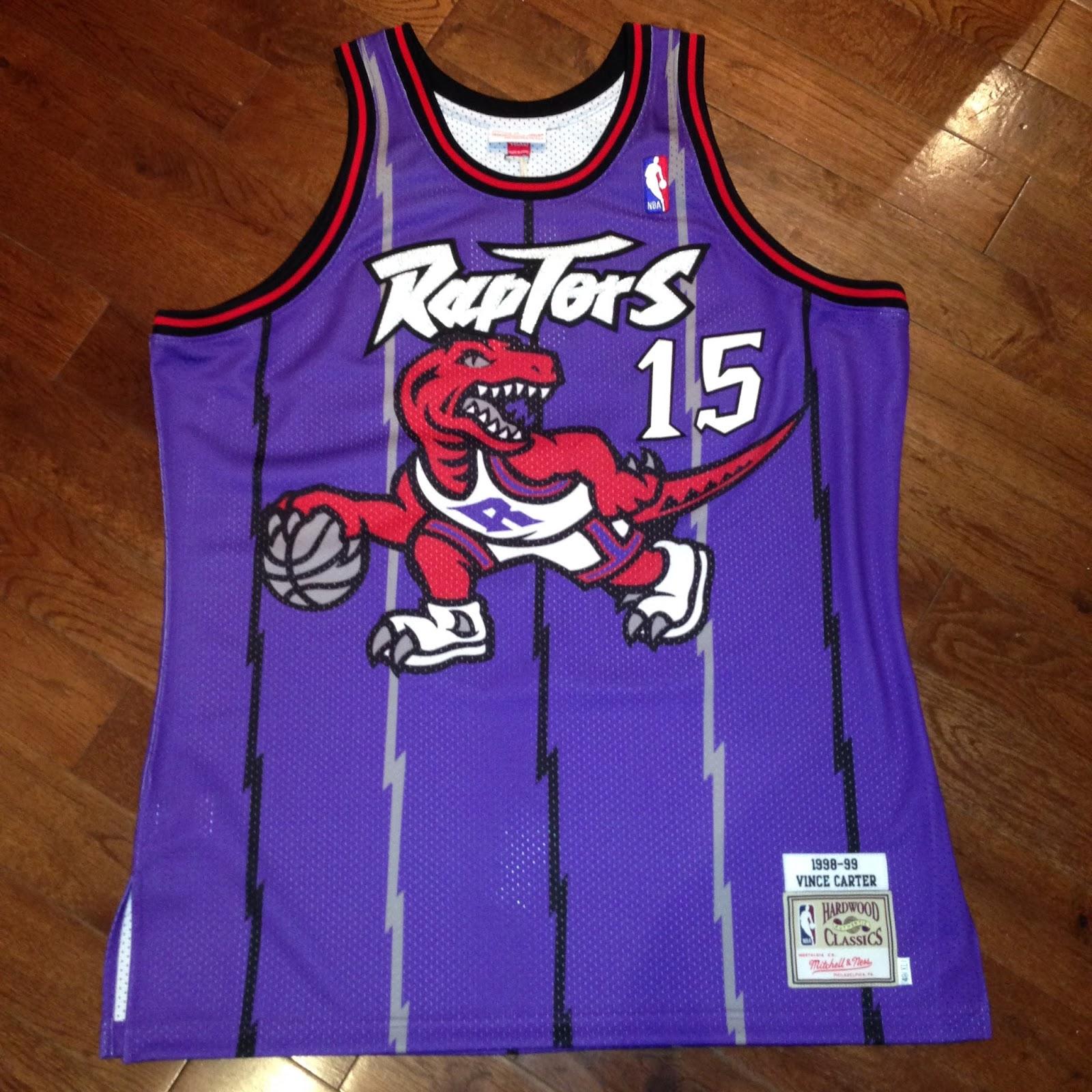 3b430bc9c Virgil s Blog  Toronto Raptors x Vince Carter  1998-99