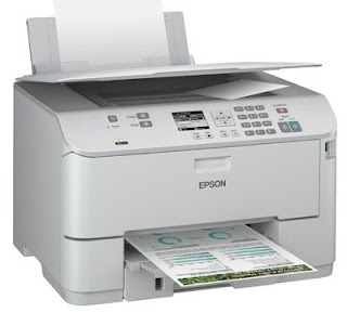 lower cost per page together with faster printing amongst small-scale impress jobs on the terra firma of a compariso Epson WorkForce Pro WP-4511 Driver Download