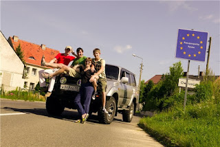 путешествие по европе на авто