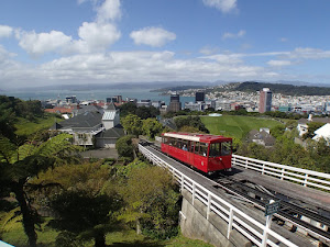 One fine day in Wellington