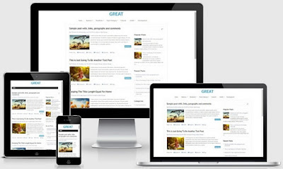 Great Blogspot Template