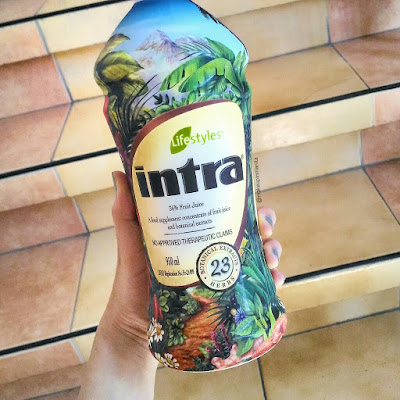 Intra Fruit Juice Review