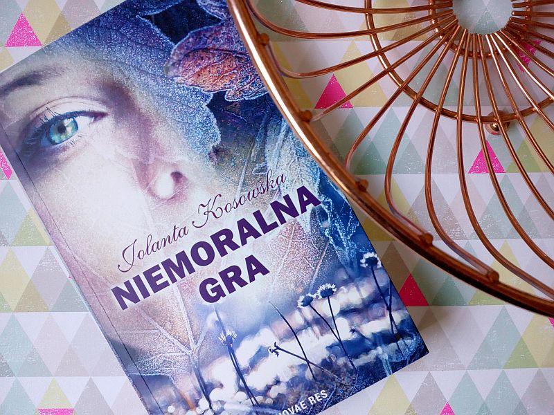 Niemoralna gra | Jolanta Kosowska
