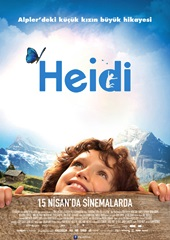 Heidi (2015) Film indir