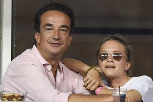 Mary-Kate Olsen married Olivier Sarkozy