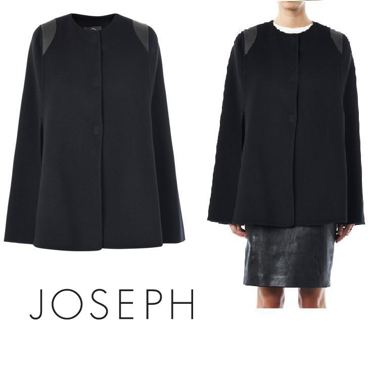 Princess Mary - JOSEPH Capon Cashmere Cape