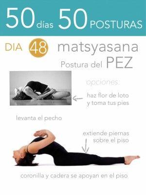hathayoga tradicional mi yoga fÁcil matsyasana postura