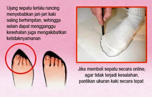 Sepatu High Heels Yang Nyaman