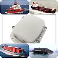 GPS tracker untuk Kapal Tugboat, kapal Tanker, kapal Cargo, Tongkang