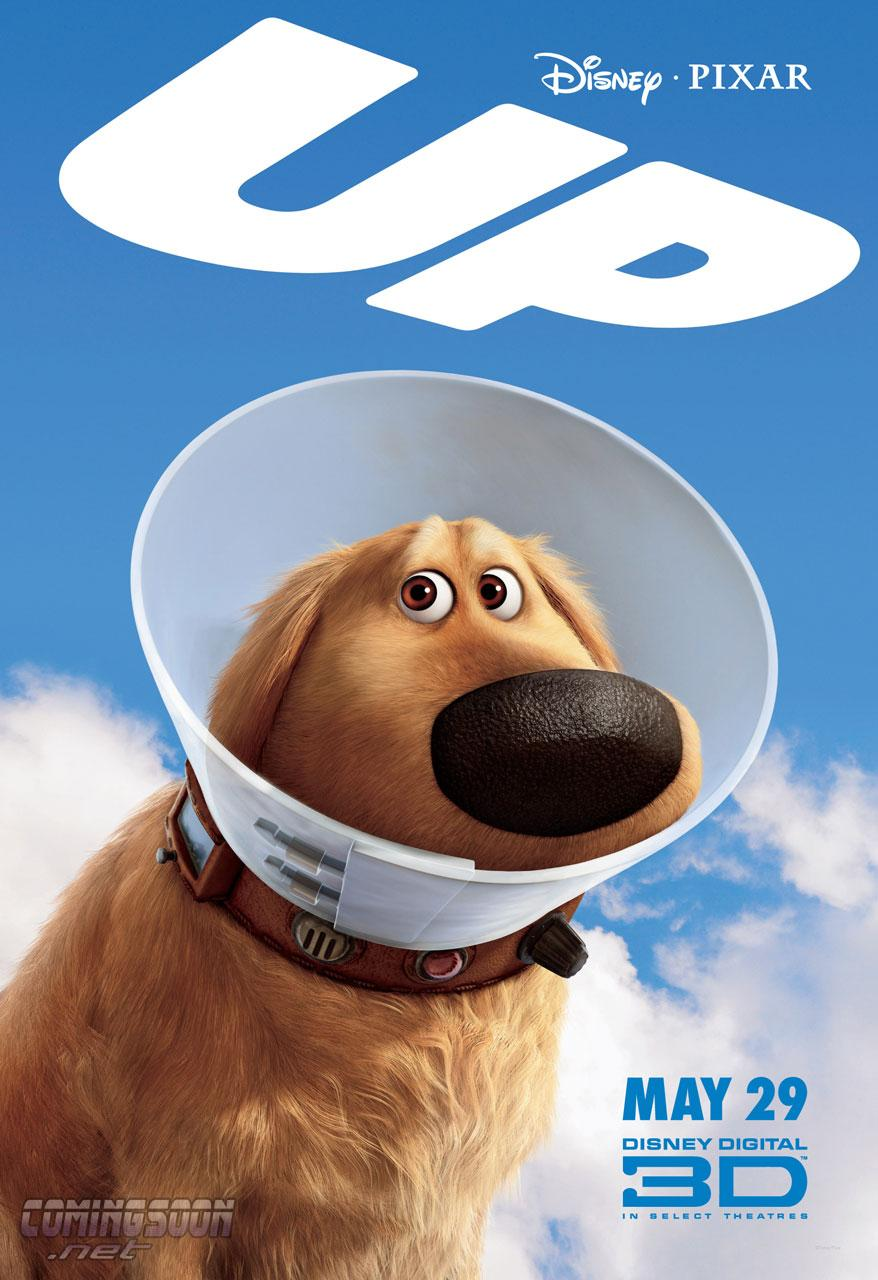 Up Movie Poster The Geeky Nerfherder: ...