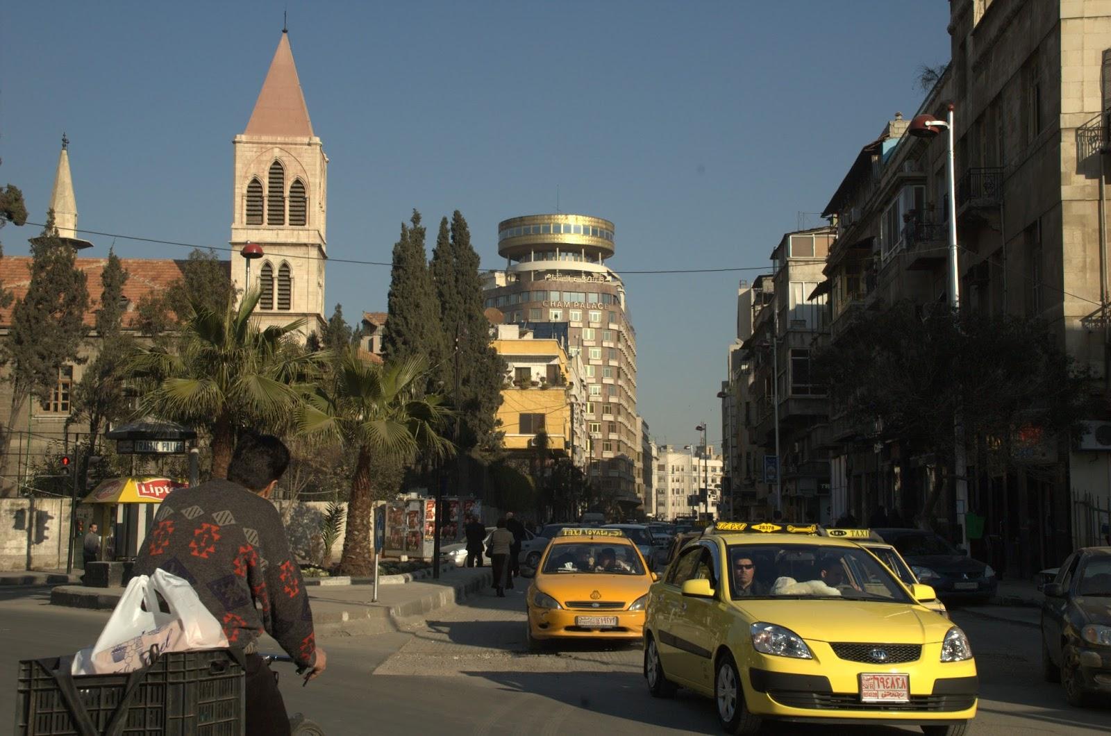 Back in Beirut