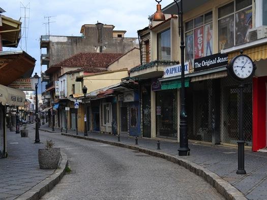 Γιάννενα: Ο Εμπορικός σύλλογος Ιωαννίνων ζητά άμεσα μέτρα στήριξης για όλους τους α/α εμπόρους και επαγγελματίες