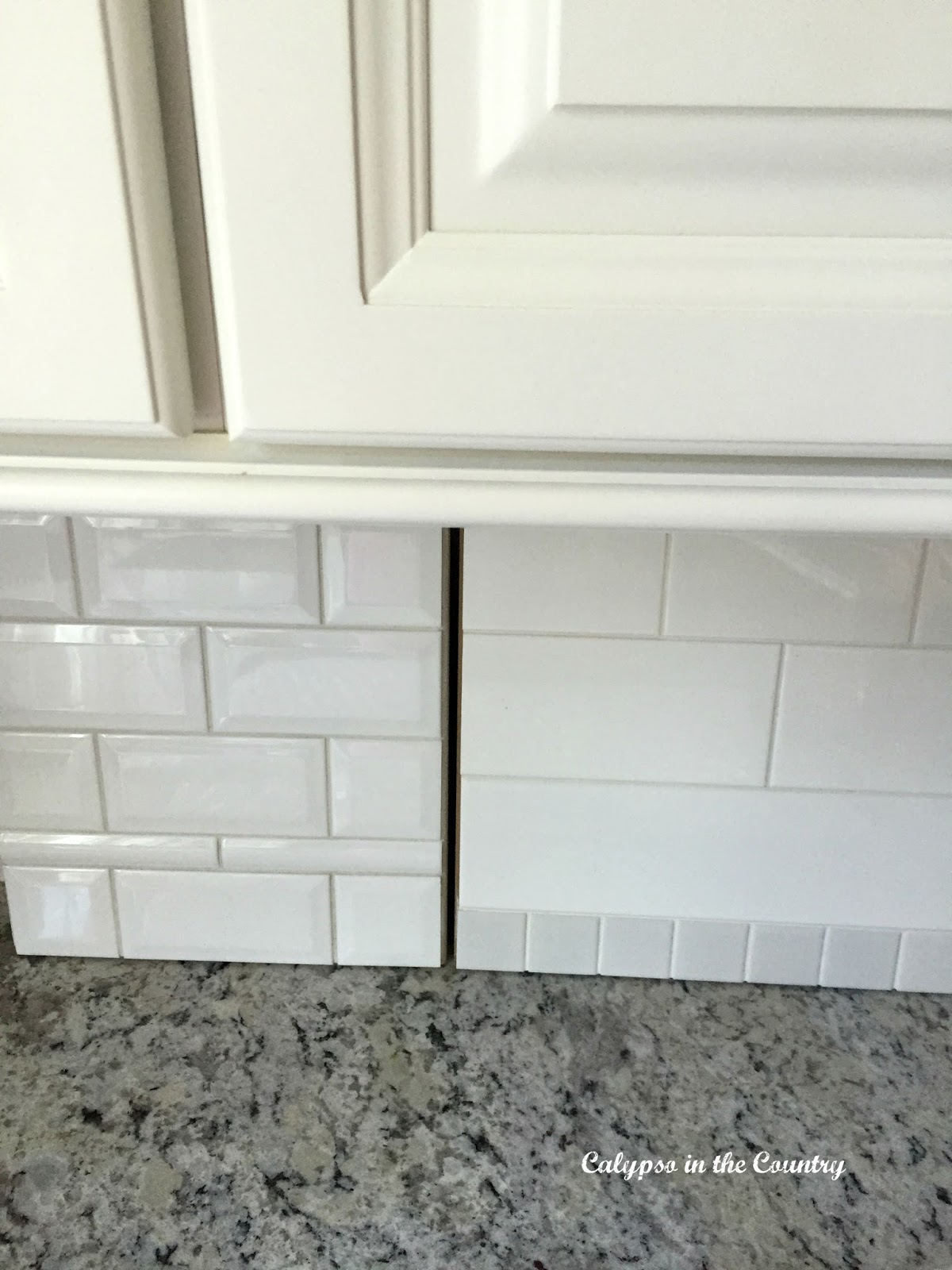 Subway tile calypso in the country i loved the beveled dailygadgetfo Image collections