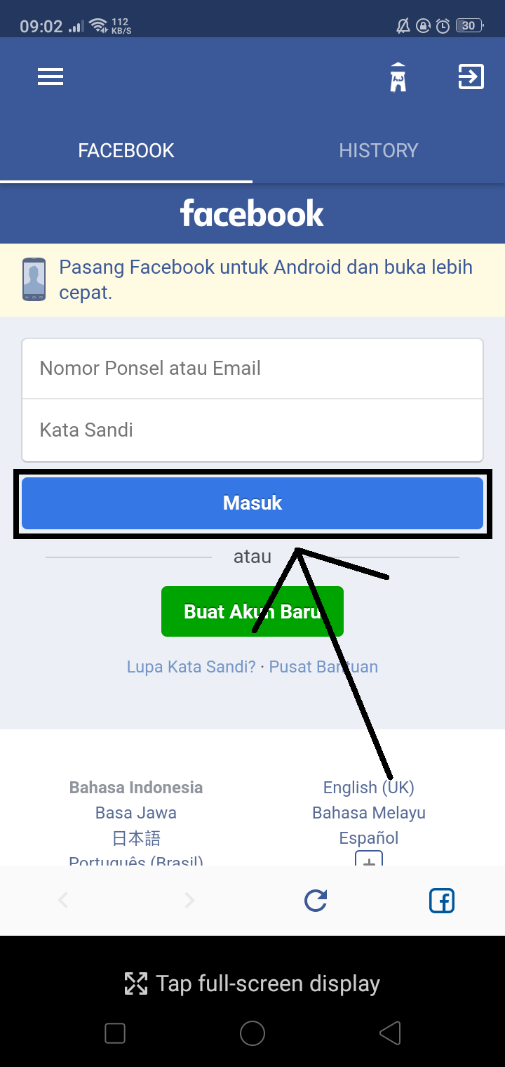 2 Cara Download Video Facebook di Android