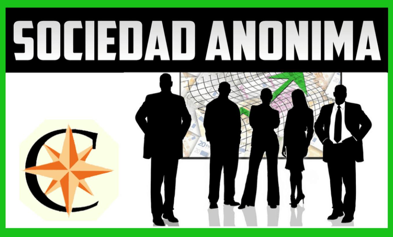 ¿Qué es una Sociedad Anónima?