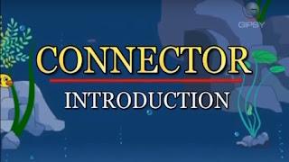 Connector (Grammar) | Tanda penghubung dalam bahasa Inggris